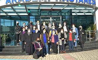 Yenişehir'de Kadınlara Ücretsiz Sağlık Taraması