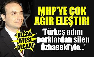 Alparslan Türkeş'in Oğlundan Şok Açıklama