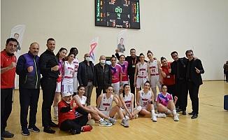 Büyükşehir GSK Kadın Basket , Botaş Gelişim'i 72-71 Mağlup Etti.