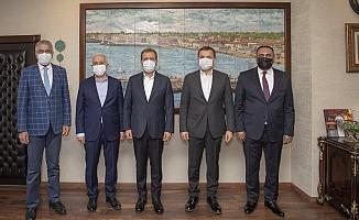 """""""Hepimizin Ortak Görevi Mersin'e Hizmet Etmek"""""""