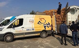 """""""Kölelik Geri Geldi PTT Çalışanlarına Patates Soğan Zulmü"""""""