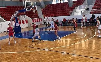 Mersin Büyükşehir GSK Kadın Basket Takımı, Şampiyonluk Yolunda Hızla İlerliyor