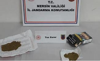 Mersin'de 3 İlçede Uyuşturucu Operasyonu, 10 Kişi Yakalandı