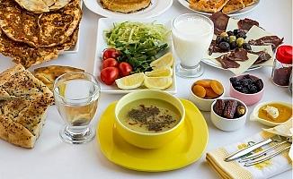 Ramazan Öncesi Sağlıklı Beslenme Önerileri