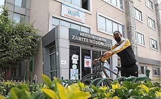 Sonsuz Bisikletli Yaşam İçin Bisiklet Durakları Yerleştirilmeye Başlandı