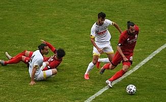 Tarsus İdman Yurdu: 0 – Etimesgut Belediyespor : 2