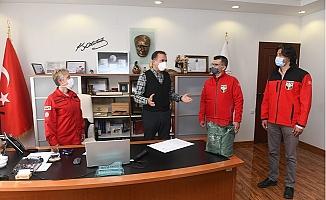 Yenişehir Belediyesi ve AKUT Mersin'den İş Birliği