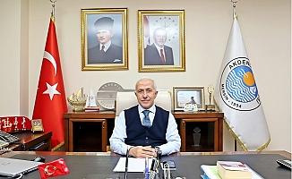Başkan Gültak Mersin'den İlk 500'e Giren Mersinli Firmalara Teşekkür Etti.
