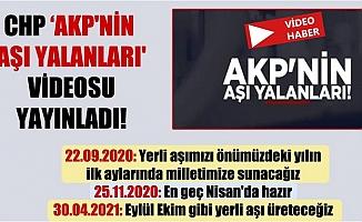 'AKP'nin Aşı Yalanları'