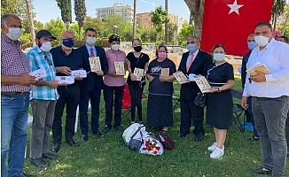 CHP'nin Tarsuslu Yöneticilerinden Engellilere Ziyaret