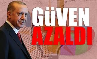 Erdoğan'a Bir Anket Şoku Daha...