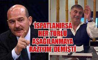 İçişleri Bakan'ı  Soylu Sedat Peker'in Akrabasının Yeğen'in Nikah Şahidi Olmuş