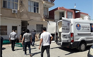 Mersin'de 2 Kızı Evde Uyurken Eşini Defalarca Bıçaklayarak Öldürdü.
