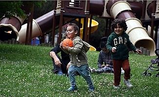 Mersin'de Hane Halkı Büyüklüğü  3,27