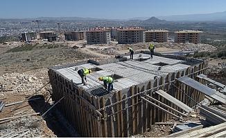 MESKİ'den Mut'a 3 Bin 487 Metrelik İçmesuyu Hattı Yatırımı