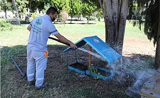 Mezitli Belediyesinden Sokak Hayvanları İçin Özel Çalışma