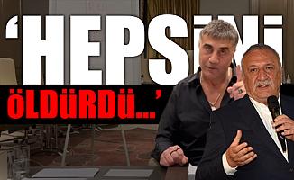 Sedat Peker'den Mehmet Ağar İddiası