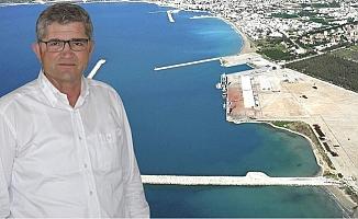 Taşucu Seka Limanı Demiryolu İle Orta Anadolu'ya Bağlanmalı