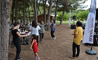 Büyükşehir, Tarsus Emekli Evi Üyelerini Etkinlikte Buluşturdu.