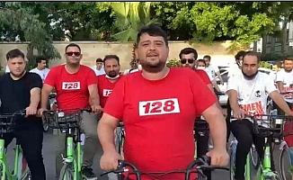 CHP'li Gençler Erken Seçim İçin Pedal Çevirdiler