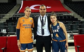 Çukurova Basketbol 'da 4 İsim Milli Takımda