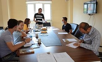 Gülnar Belediyesi Akkuyu NGS Nükleer ile Çalışmalarına Devam Ediyor
