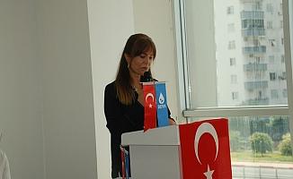 Hediye Dalkılıç Mersin DEVA Partisi Yenişehir İlçe Başkanı Seçildi