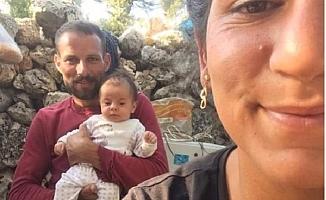 Mersin'de Aile Faciası Karı Koca Ölü Bulundu. 15 Aylık Bebek Öksüz ve Yetim Kaldı.