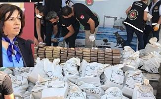 Mersin'de Ele Geçirilen 1 Tonluk Kokain'in Alıcısı Kim ?