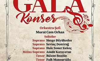 Mersin Devlet Opera Bale Gala Konseri İle Perdelerini Açıyor