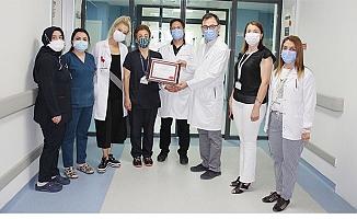 Mersin Üniversitesi Kemik İliği Nakil Merkezi, İlk Hastasını Kabul Etti.