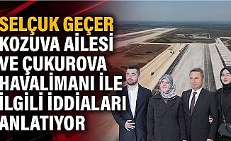 Mersin Çukurova Havalimanı İle İlgili Şok İddialar