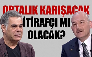 Süleyman Soylu'ya Tehdit Gibi Sözler