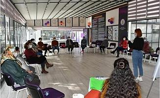 Tarsus Belediyesinden, Kadınlara Yönelik Atölye Çalışması