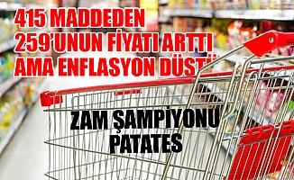 Türkiye'de Enflasyon Rakamları Çıldırdı.