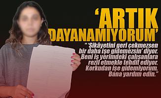 Adana'dan Türkiye'ye Seslendi. 'Cinayetinin Kurbanı Olmak İstemiyorum'