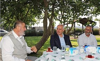Başkan Gültak'dan Gadir-i Hum Ziyaretleri