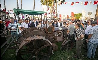 Büyükşehir Atatürk'ün Mirası Gazi Çiftliğine Sahip Çıktı.