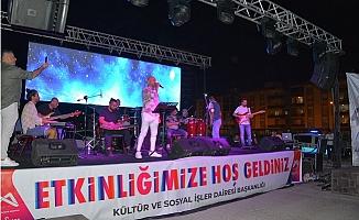 Büyükşehir Bayram Konserlerine Başladı.