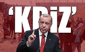 Erdoğan'a Çok Sert 'Suriyeliler' Tepkisi
