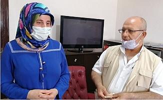 Mersin'de Yolda Bulduğu 10 Yarım Altını Polise Teslim Etti