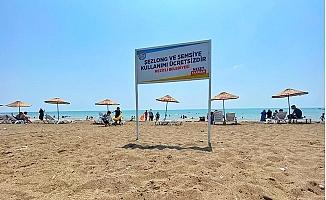 Mezitli Belediyesinden Plajlara Özel Düzenleme
