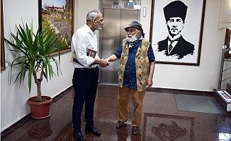 Sanatçı Etem Çalışkan'dan Tarsus'un Kurtuluşunun 100.Yılı İçin Sergi