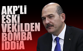 'Süleyman Soylu İstifa Etti...'