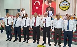 Tarsus Esnaf ve Sanatkarlar Kefalet Kooperatifi Kongresi Yapıldı.