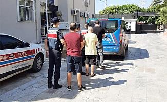 Erdemli 'de Kredi Dolandırıcısı 3 Kişi Tutuklandı.