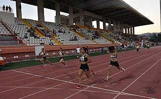 """""""Olimpik Deneme Yarışları Mersin'de Başladı."""