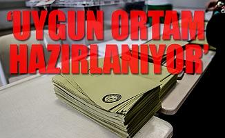 'AKP Seçim Startını Verdi'