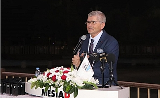 Mersin'de İş Dünyasının Lokomotifi MESİAD 30.Kuruluş Yıldönümünü Kutladı.