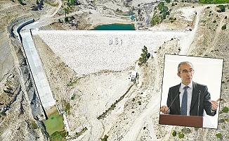 Mersin Dereyurt Barajı ile 4 Bin 230 Dekar Zirai Arazinin Sulanacak
